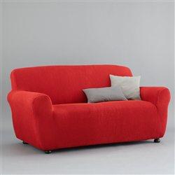 housse de canapé extensible rouge Housse Pour Assise De Canape   Maison Design   Nazpo.com housse de canapé extensible rouge