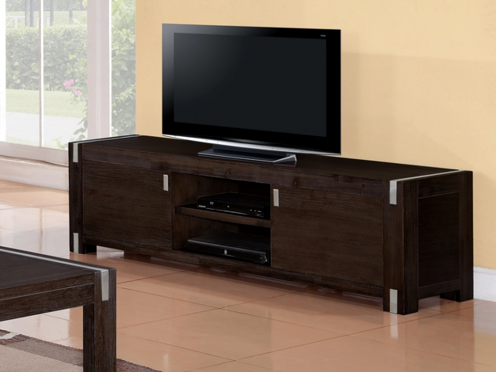 meuble tv haut wenge. Black Bedroom Furniture Sets. Home Design Ideas