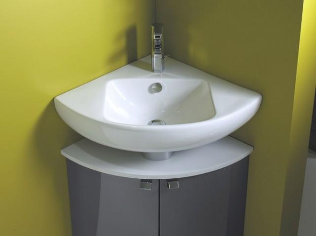 Meuble vasque pour wc for Meuble salle de bain wc