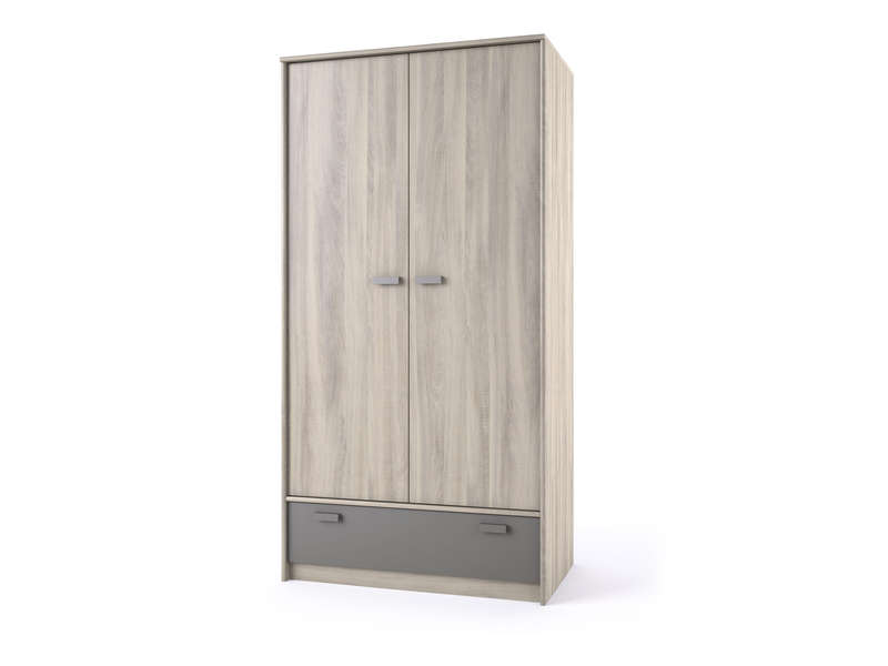 armoire chambre adulte decoration meuble a porte coulissante meuble tv oak pure d armoire. Black Bedroom Furniture Sets. Home Design Ideas