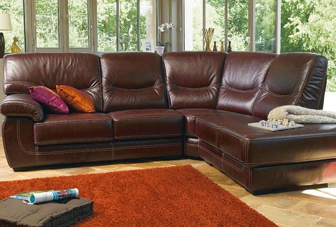 canap cuir ancien. Black Bedroom Furniture Sets. Home Design Ideas