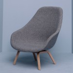 fauteuil gris