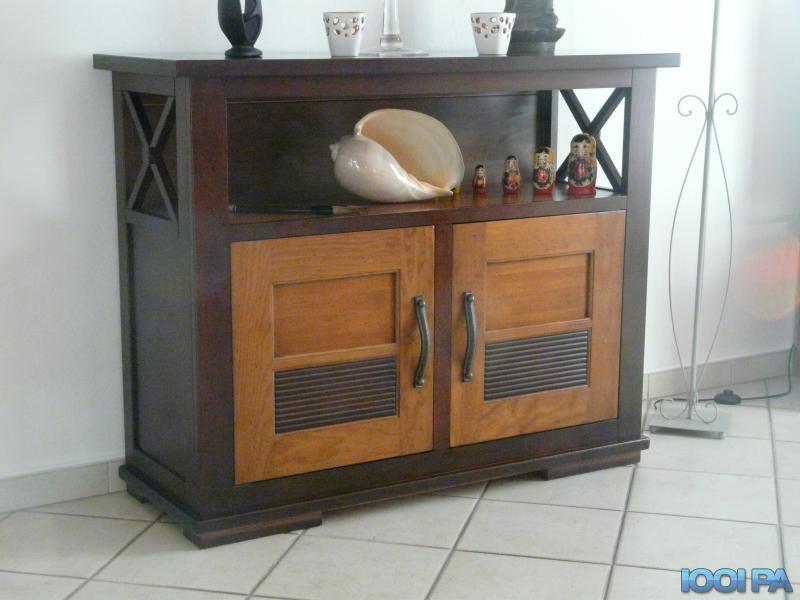 meuble d'angle salon