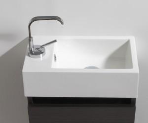 meuble vasque petite salle de bain