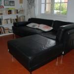 canapé cuir habitat occasion