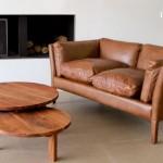 canapé cuir industriel