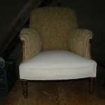 fauteuil anglais