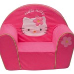 fauteuil hello kitty