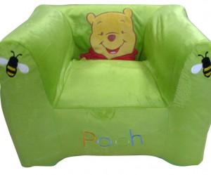 fauteuil winnie l'ourson