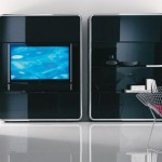 meuble design high tech