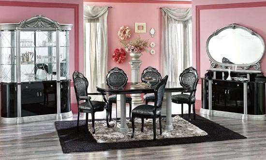 Meuble salon baroque - Salon baroque design ...