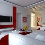 meuble salon couleur