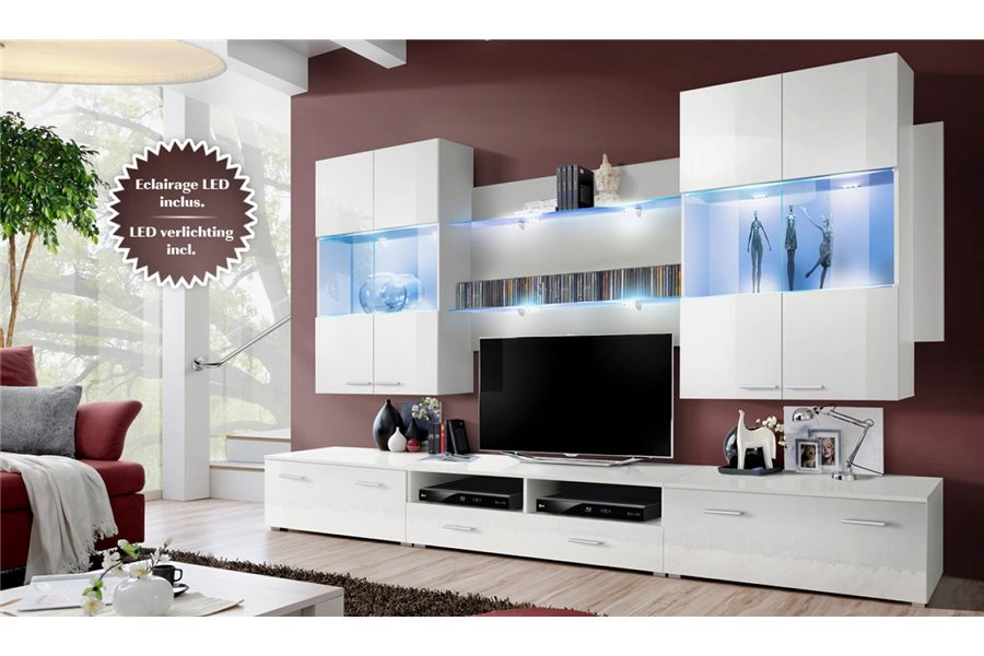 Mobilier salon moderne design - Meubles design en ligne ...