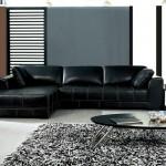 canapé cuir moderne