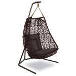 fauteuil suspendu jardin