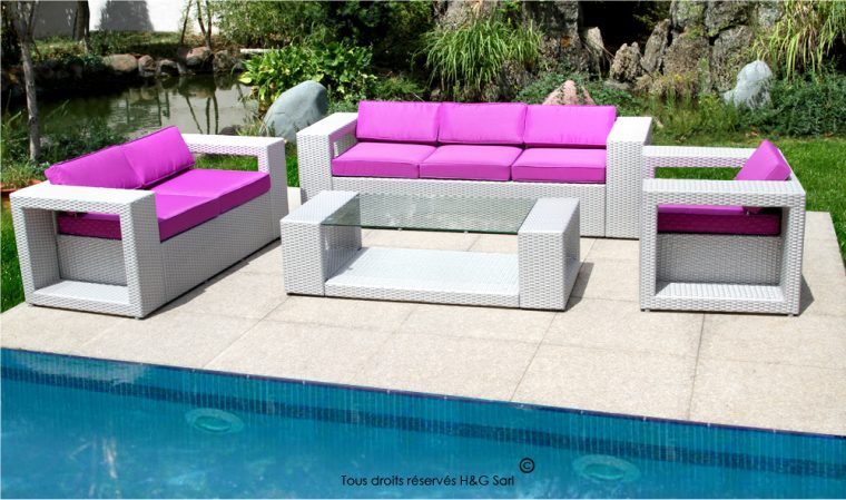 Awesome Housse Table Salon De Jardin Pictures - Amazing House Design ...