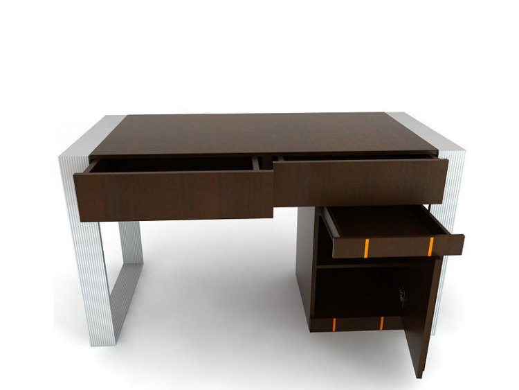 Meuble design bureau for Salon mobilier de bureau