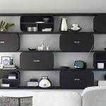 meuble étagère salon