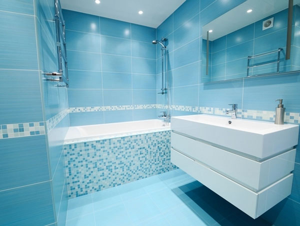 Salle De Bain Gris Argent : organisation tapis salle de bain gris argent