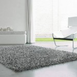 tapis salon poil long