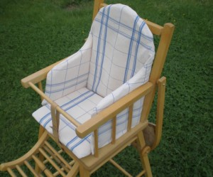 coussin universel chaise haute