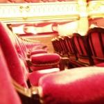 fauteuil d'orchestre