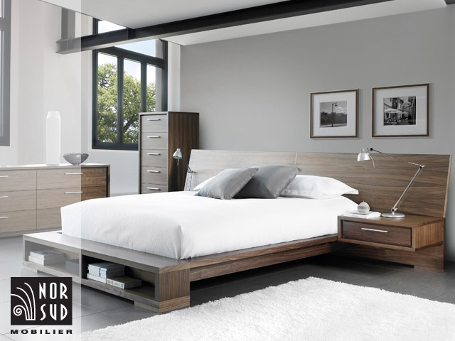 meuble design chambre a coucher. Black Bedroom Furniture Sets. Home Design Ideas