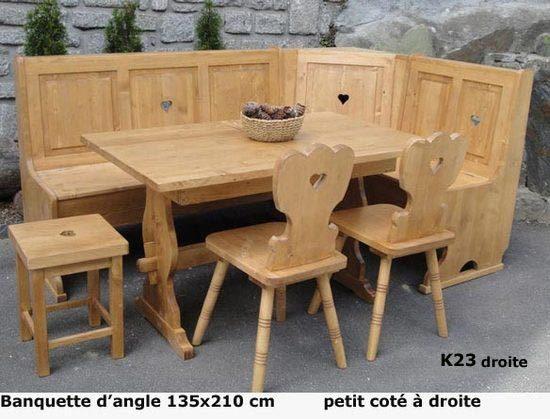 banquette d 39 angle. Black Bedroom Furniture Sets. Home Design Ideas