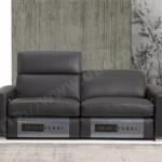 canapé cuir haut de gamme relax