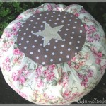 coussin rond