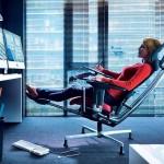 fauteuil de bureau ergonomique