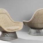 fauteuil warren platner