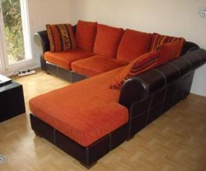 housse de canapé d'angle extensible