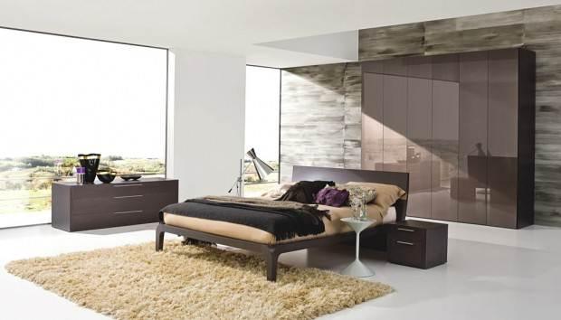 Meuble chambre design italien for Chambre design italien
