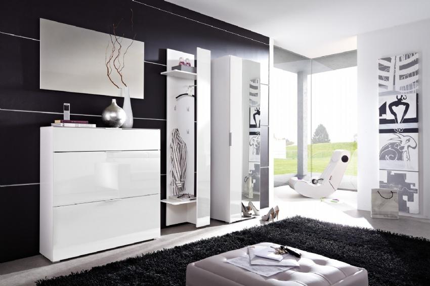 meuble d'entrée design italien