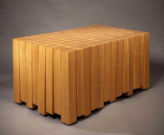 meuble design fait maison. Black Bedroom Furniture Sets. Home Design Ideas