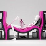meuble design pub tv