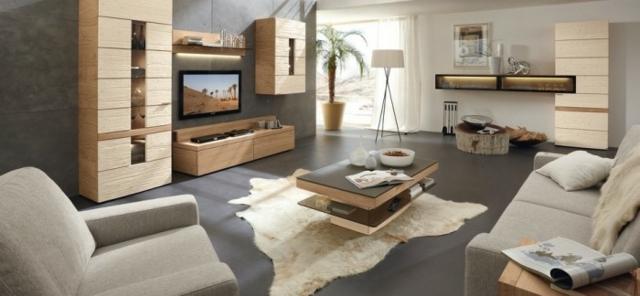 meuble salon gris clair mobilier maison meuble salon gris clair g - Salon Gris Et Bois