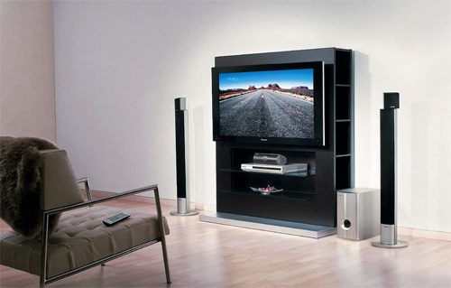 meuble tv hifi design. Black Bedroom Furniture Sets. Home Design Ideas