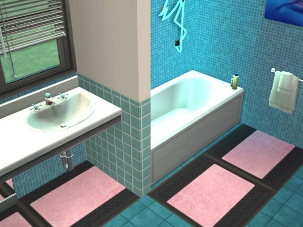 Tapis salle de bain rose 20170818131355 for Salle de bain rose