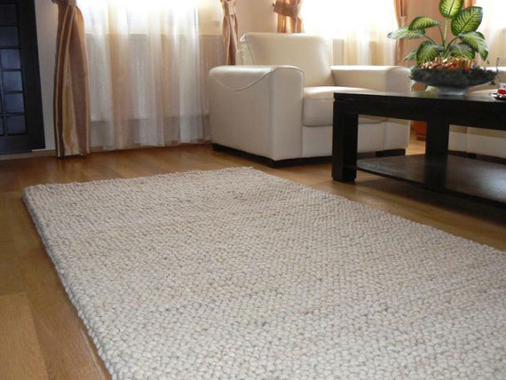 Tapis Salon Design Pas Cher