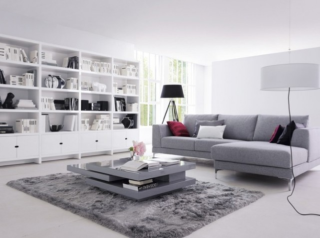 tapis shaggy gris conforama latest tapis with tapis. Black Bedroom Furniture Sets. Home Design Ideas