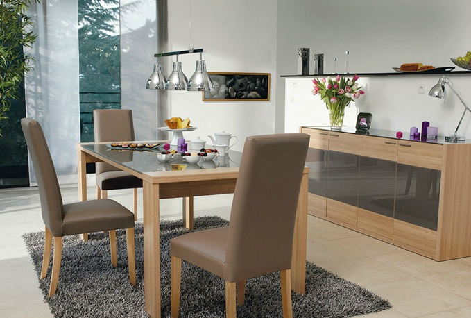 tapis salon gris conforama. Black Bedroom Furniture Sets. Home Design Ideas