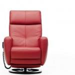 fauteuil à bascule pas cher