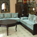 meuble salon marocain