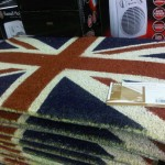 paillasson union jack