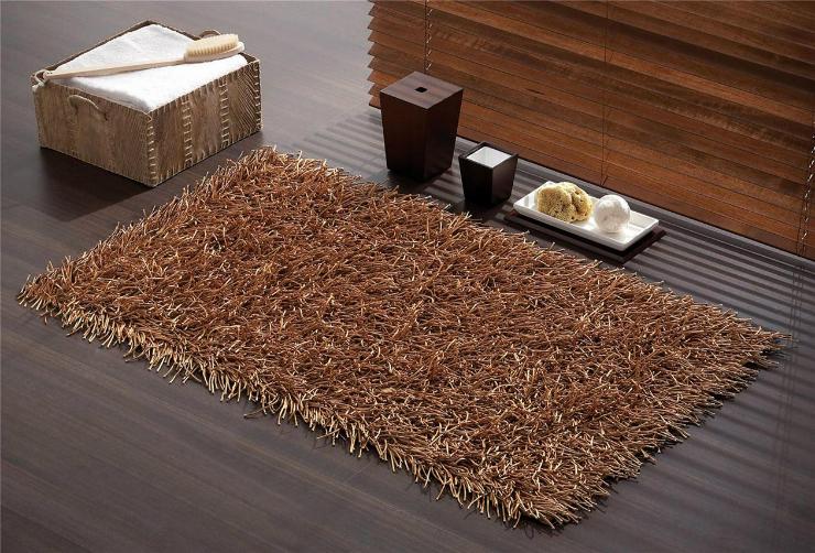 visuel tapis salle de bain bois